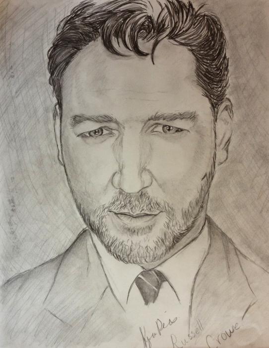 Russell Crowe por Kworks